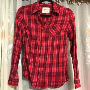  S Red Button up top